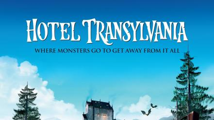 Movie posters hotel transylvania wallpaper