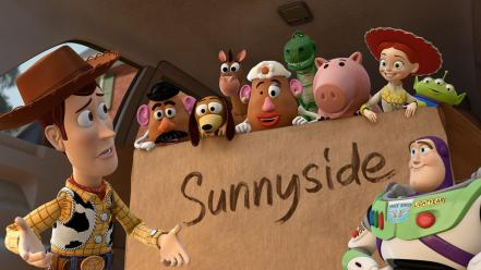 Movies toy story woody wallpaper