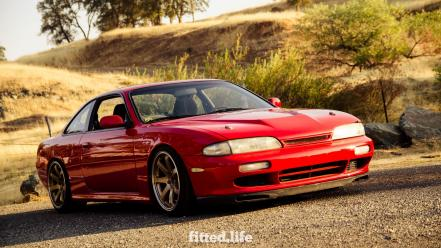 Cars day life jdm s14 wallpaper