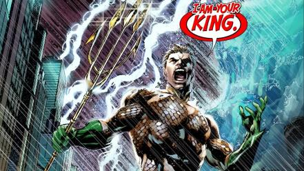 Comics aquaman wallpaper