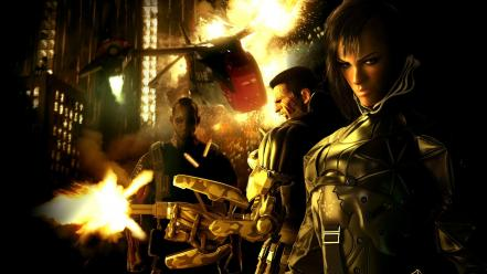 Ex: eidos role playing game sci-fi action Wallpaper