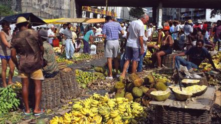 Market brazil south america wallpaper
