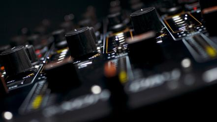 Music electronics dj allen and heath equipment wallpaper