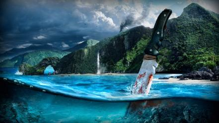 Video games far cry 3 wallpaper