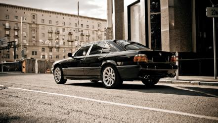 Cars rims bmw 750i e38 wallpaper