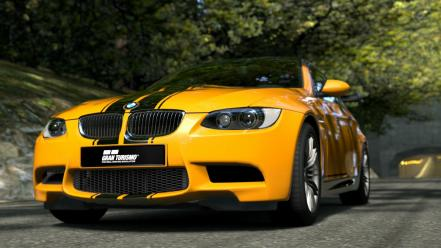 Gran turismo 5 ps3 bmw m3 e92 wallpaper