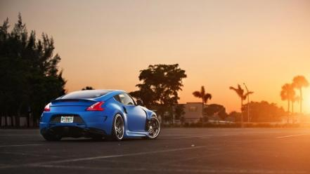 Iss nissan vehicles fairlady z34 370z clean Wallpaper