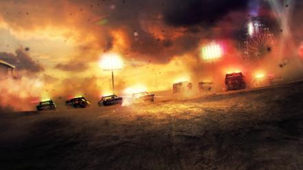 Video games dirt showdown wallpaper
