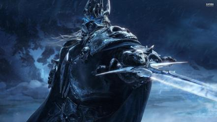 Warcraft lich king posters wrath the screens wallpaper