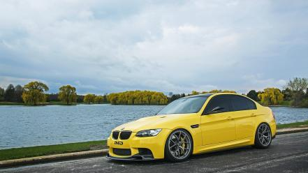 Cars bmw e90 m3 Wallpaper