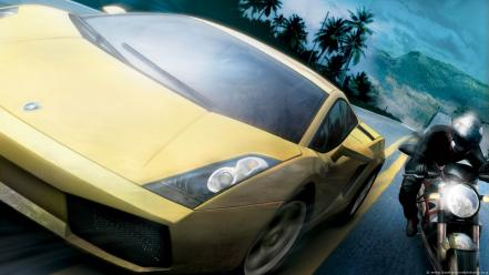 Cars motorbikes test drive unlimited 2 wallpaper