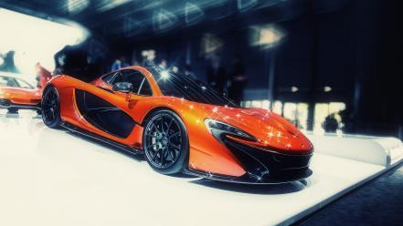 Cars orange supercars wallpaper