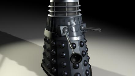 Dalek doctor who 3d graphics Wallpaper