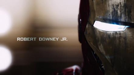Downey jr the avengers (movie) movie stills wallpaper