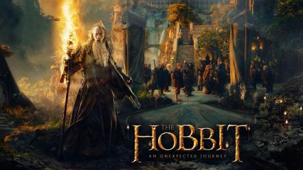 Ian mckellen rivendell hobbit: an unexpected journey wallpaper