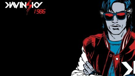 Music french kavinsky musician wallpaper