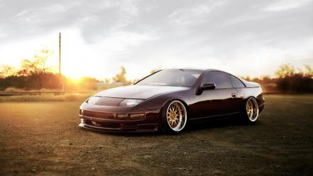 Tuning nissan 300zx rims tuned stance jdm wallpaper