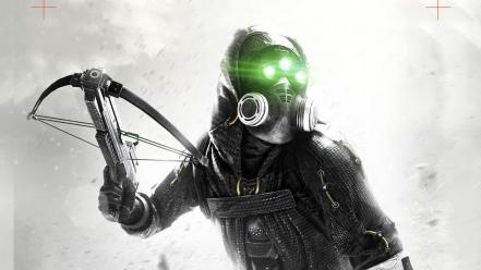 Ubisoft splinter cell sam fisher blacklist spy Wallpaper