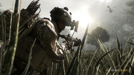 Call of duty ghosts weeds duty: wallpaper