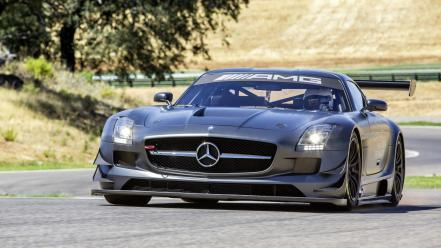 Cars sports anniversary sls amg gt3 mercedes benz Wallpaper