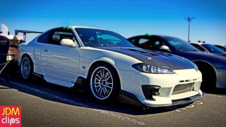 Nissan silvia s15 jdm japanese domestic market wallpaper