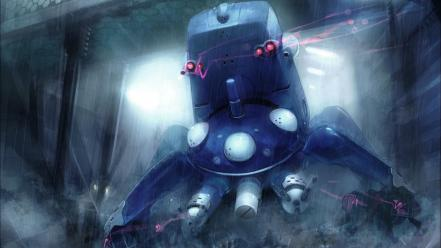 Robots tachikoma ghost in the shell Wallpaper