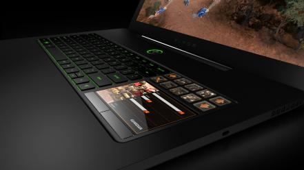Blade razer notebook technic Wallpaper