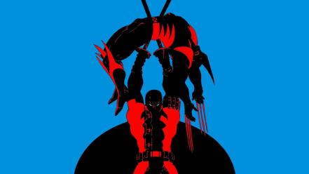 Comics wolverine deadpool wade wilson Wallpaper