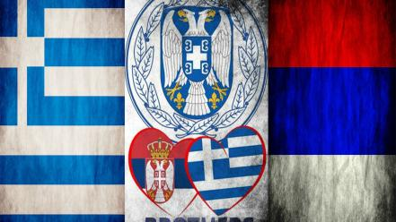 Country greece serbia land same wallpaper