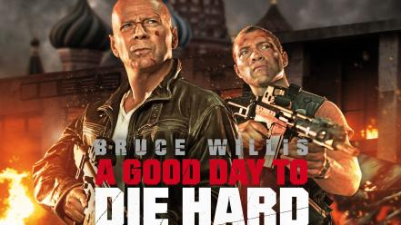 Die hard bruce willis wallpaper