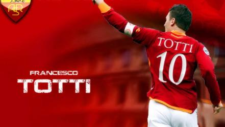 Soccer francesco totti wallpaper