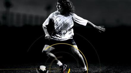 Soccer nike carles puyol football player wallpaper