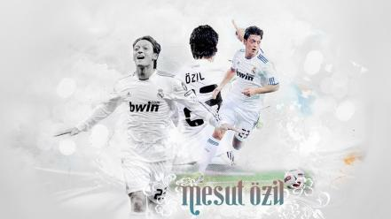 Soccer real madrid football stars mesut ozil wallpaper
