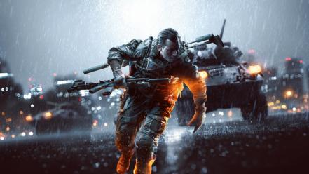 Video games dice electronic arts battlefield 4 Wallpaper