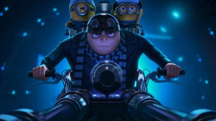 Animated animation minions despicable me 2 movies wallpaper