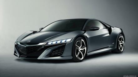 Cars acura concept car wallpaper