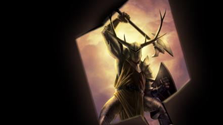 Fantasy art warriors game of thrones robert baratheon wallpaper