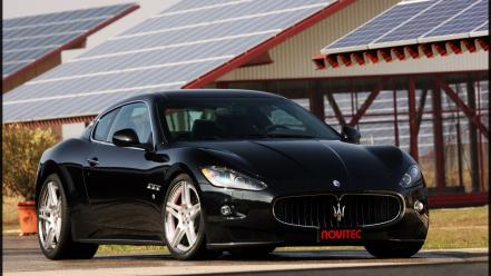 Cars maserati granturismo s wallpaper