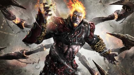 God of war ares ascension wallpaper