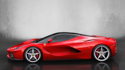 Supercars side view italian supercar hypercars laferrari wallpaper
