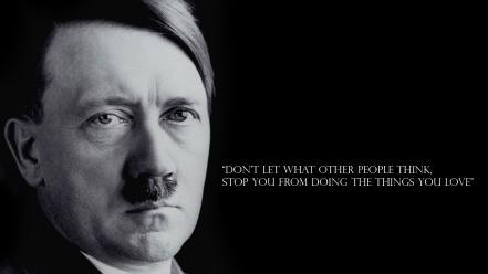 Adolf hitler inspirational wallpaper