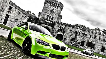 Cars hdr photography bmw m3 wallpaper