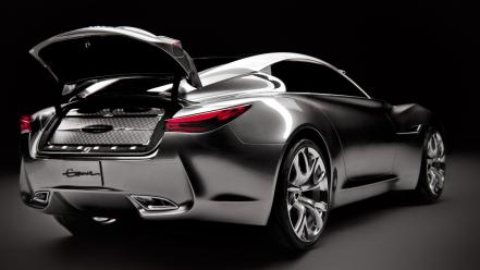 Cars infiniti essence concept wallpaper