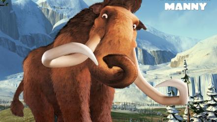 Ice age 3 wallpaper