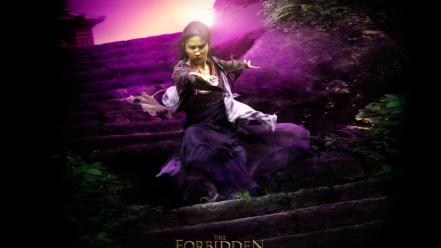 Liu yifei forbidden kingdom the Wallpaper