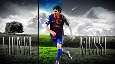 Soccer lionel messi wallpaper