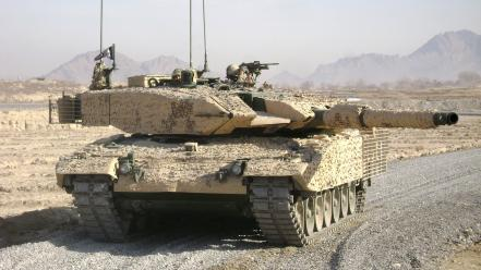 1 main battle tank heer helmand mbt wallpaper