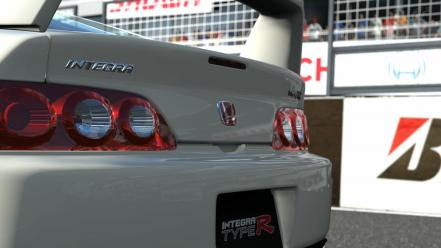 5 ps3 honda integra type r taillights wallpaper