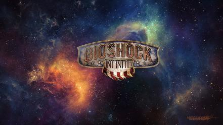 Bioshock 2 infinite tyler young universo Wallpaper