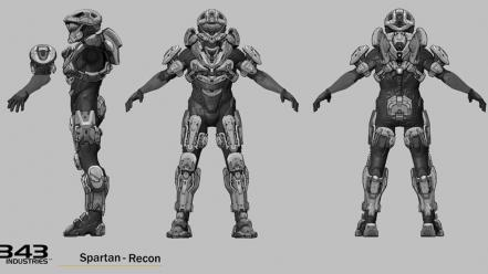 Concept art halo 4 wallpaper